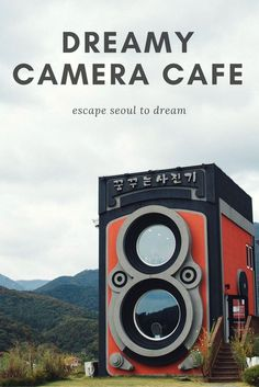 About 40 miles away from Seoul lies the Dreamy Camera Cafe, a place that wants to do more than serve you coffee. via @thshegoesagain