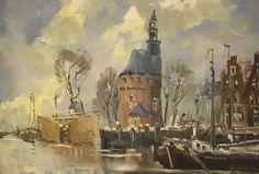 Jan Kelderman (1914-1990), Hoorn