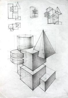 Perspektif Çizimler