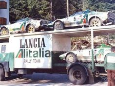 Lancia. gearheads and monkeywrenches