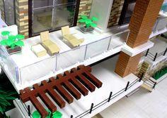 LEGO Residence Point Dume #LEGO #LEGOMOC #LEGOMOCs #MOC #MOCs #Residence #PointDume