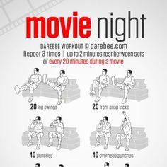 Sechs Übungen, die Sie bequem  auf dem Sofa machen können, kein Scherz!