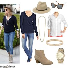 What the Frock? - Affordable Fashion Tips, Celebrity Looks for Less: Celebrity Look for Less: Reese Witherspoon Style