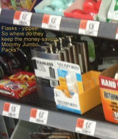 Schooled on supplies