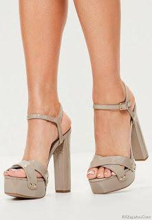 Pin En Zapatos De Moda
