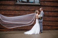 Bride + Groom  Photo by Jessica Ryan Photography