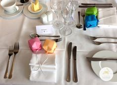 Palloncino con forma a cubo - Special Events - Eleanor Stewart Animation Film Maker