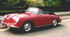 My dream car, the one I will likely never own for many reasons, not the least of which being that it is a 1960 Porsche 356B and the list price for this particular car was 43,000$    I have a hard time paying that much for a NEW car, let alone a car that's older than I am. Still... if I had money to burn... I would find a way to add one of these to my garage.
