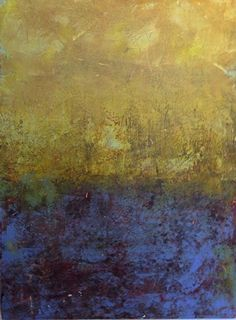 Crack of Dawn by Vicky Pinney. Oil ~ 24 x 18