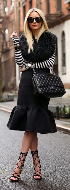 Chanel ~ Fashion by Atlantic - Pacific