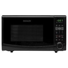 Frigidaire 1 1 Cu Ft 1100 Watt Countertop Microwave Oven Black