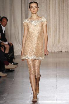 Marchesa Spring 2013 Ready-to-Wear Fashion Show - Andreea Diaconu