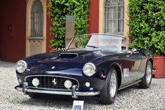 1956 Ferrari 250 GT SWB California Spider