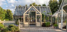 Superior Quality Greenhouses by Design | UK | Cultivar Greenhouses Greenhouse Pictures, Best Greenhouse, Large Greenhouse, Backyard Greenhouse, Greenhouse Plans, Victorian Greenhouses, Greenhouses For Sale, Contemporary Greenhouses, Victorian Porch