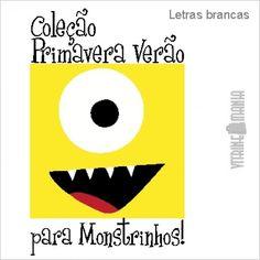 Adesivo de Vitrine Lançamento Coleção Primavera Verão para Monstrinhos. http://www.vitrinemania.com.br/adesivos-de-vitrine-lancamento/lancamento-primavera-verao/adesivo-de-vitrine-lancamento-colec-o-primavera-ver-o-para-monstrinho.html #vitrine #vitrinismo #marketing #varejo #visualmerchandising #retail #loja #lojista #vitrines www.vitrinemania.com.br