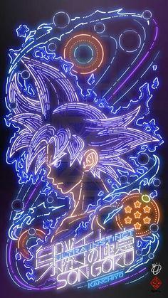goku wallpaper iphone dragonball z . Goku Wallpaper, Iphone Wallpaper, Dragonball Wallpaper, Neon Wallpaper, Dragon Ball Gt, Dragonball Anime, Goku Y Vegeta, Son Goku, Super Anime