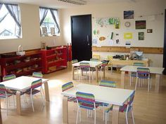 Glenalbyn Montessori Preschool - Stillorgan, my sister Trish runs this school in south Dublin for about 20 children