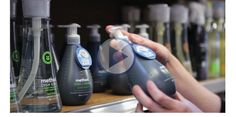 world's first bottle made with ocean plastic - method