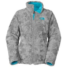 The North Face Girls' Reversible Mossbud Swirl Jacket ~ can't this be available for women too?