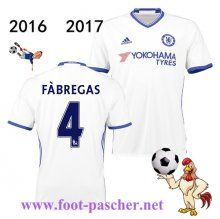 Premier: Maillot Football FC Chelsea (FABREGAS 4) Third 2016 2017 Replica…