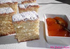 Bizcocho de las monjas [Mis Dulces Joyas] Krispie Treats, Rice Krispies, Sugar Free Carrot Cake, Empanadas, Carrots, Cheesecake, Desserts, Food, Kuchen