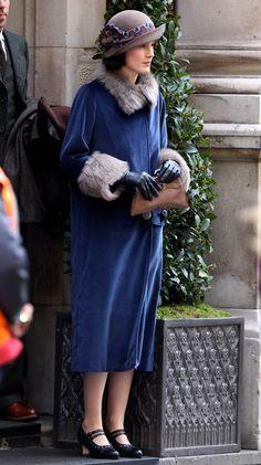 Downton Abbey's Michelle Dockery Happy To Lose Husband Matthew Crawley With Dan Stevens' Departure