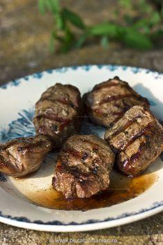 Various chicken, pork and beef marinades - bucatar maniac