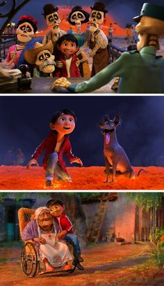 The New Coco Trailer Offers a Look at Disney•Pixar's Latest!