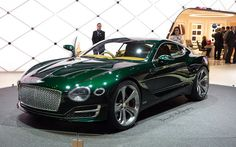 Bentley Speed 6 Coupe