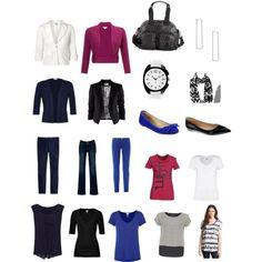 Type 4 Wardrobe Capsule ideas for meeeeee!