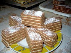 Receptek, és hasznos cikkek oldala: Csányi mézes Hungarian Desserts, Hungarian Recipes, Hungarian Food, Cake Cookies, Waffles, French Toast, Dessert Recipes, Food And Drink, Cheese