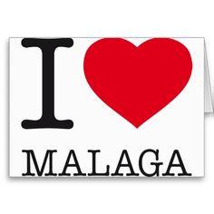 I ♥ MALAGA