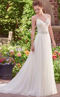 Courtesy of Rebecca Ingram Wedding Dresses from Maggie Sottero; www.maggiesottero.com/rebecca-ingram; Wedding dress idea.