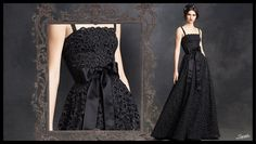 Жизнь в стиле Dolce&Gabbana - 5 вечерних платьев, которые вы захотите надеть этой осенью