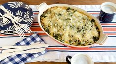 This make-ahead breakfast casserole is so easy and feeds a crowd!
