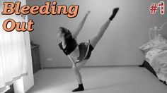 #1 Bleeding out | dance routine  ~the 12 days of Xmas