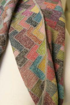 Territoire scarf