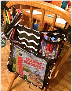 This is such an awesome idea for the On A Stroll bag, especially after you aren't using a stroller anymore. :) www.mythirtyone.com/JamieCox