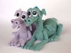 Ravelry: Pet dragon pattern by Kati Galusz