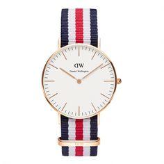 Reloj Daniel Wellington 0502DW #relojes #watches