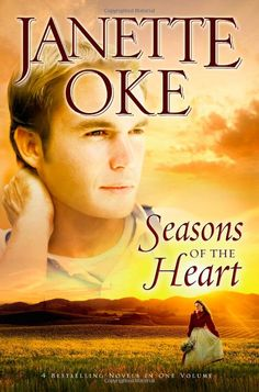 Four books in one volume! Seasons of the Heart by Jannete Oke
