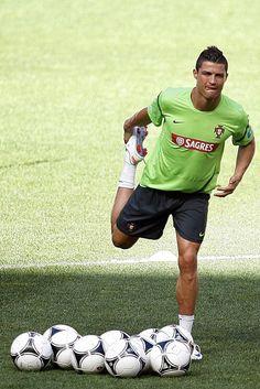 Cristiano Ronaldo CR7 - the greatest footballer the world and sport icon