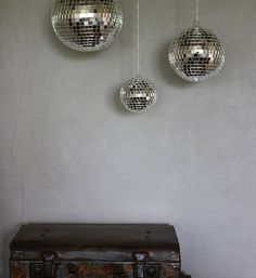 Mirror Balls!!! ..sum i will get me sum mirror balls for my place