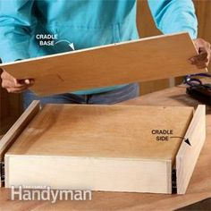Gain extra storage space in the kitchen by installing under cabinet storage drawers. Assemble the drawer units in your shop and slip them in. Under Cabinet Drawers, Storage Drawers, Storage Cabinets, Storage Spaces, Kitchen Organization, Kitchen Storage, Kitchen Decor, Kitchen Ideas, Kitchen Racks