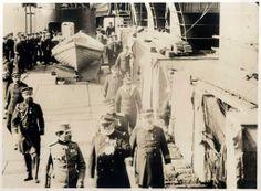 Pristajanje srpske vojske u Solun 1916