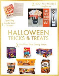 Halloween Tricks & Treats On WSIL TV 3 Morning News