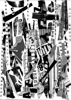 pqq | polina kukushkina collage
