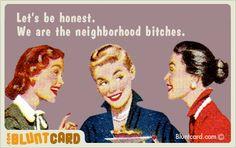 Neighborhood Bitches