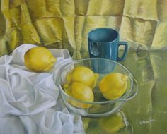 'Yellow', 2009 by Elena Oleniuc - Painting Oil Artist Profile, Sell Your Art, Art For Sale, Find Art, Original Paintings, Sculptures, Yellow Artwork, Artworks, Oil