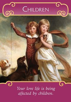 Oracle Card Children | Doreen Virtue | official Angel Therapy Web site